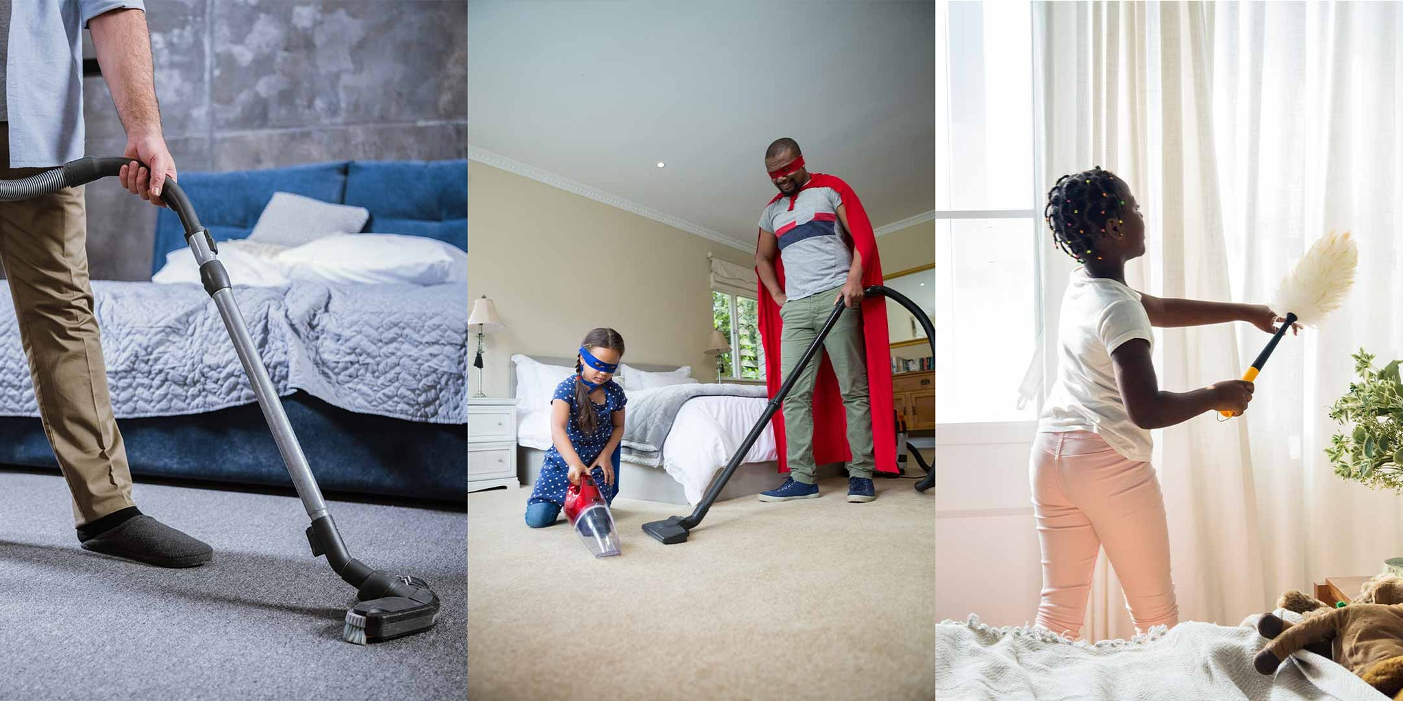 Bedroom Cleaning to avoid Bed bugs
