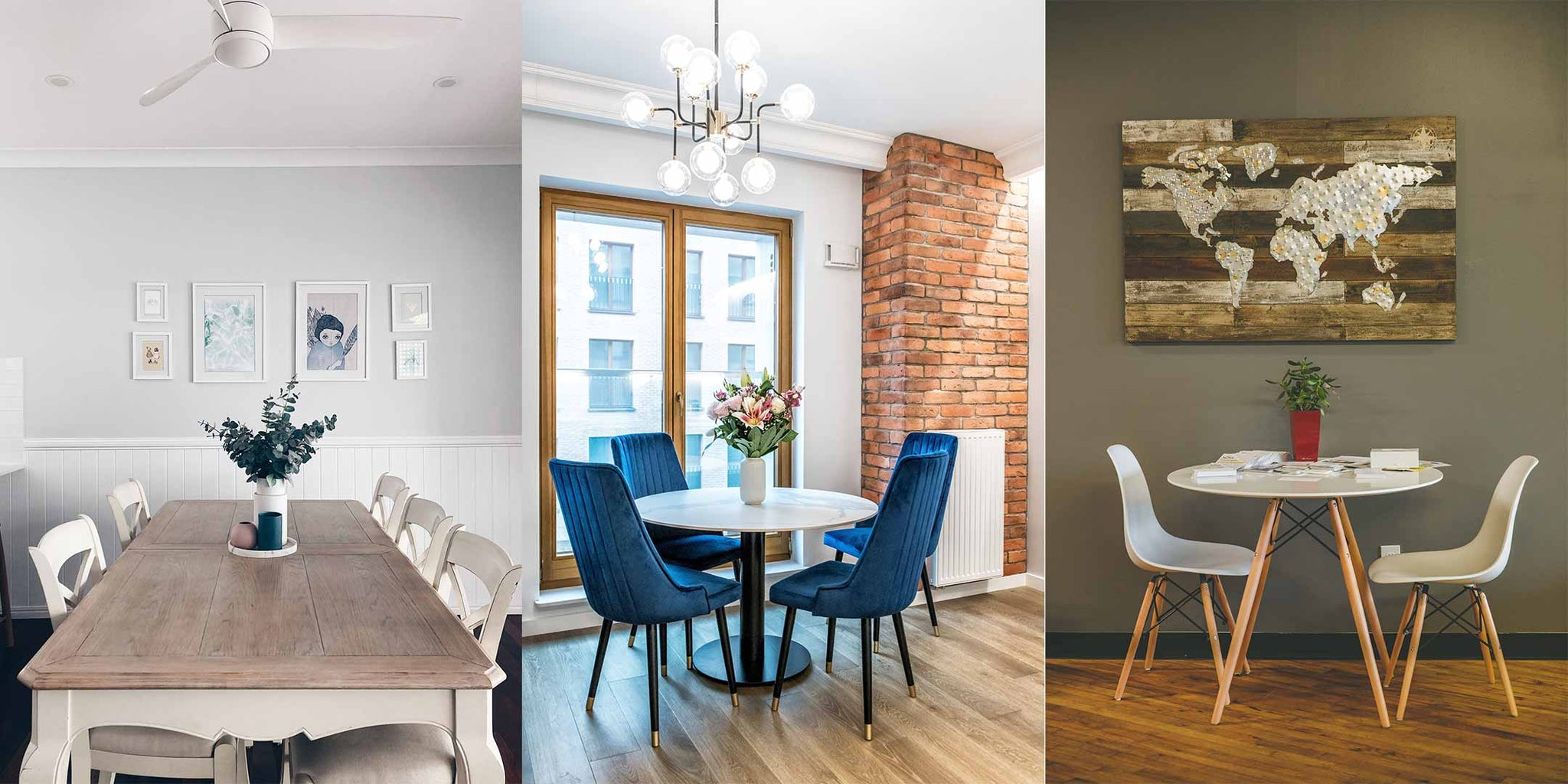 Different Dining Room Furniture Materials