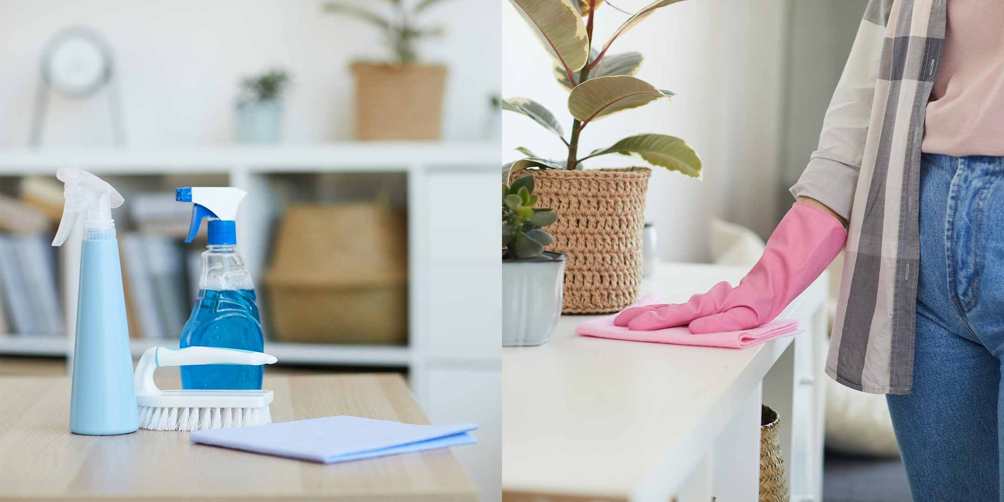 Make Sure You Can Disinfect Your Furniture Properly