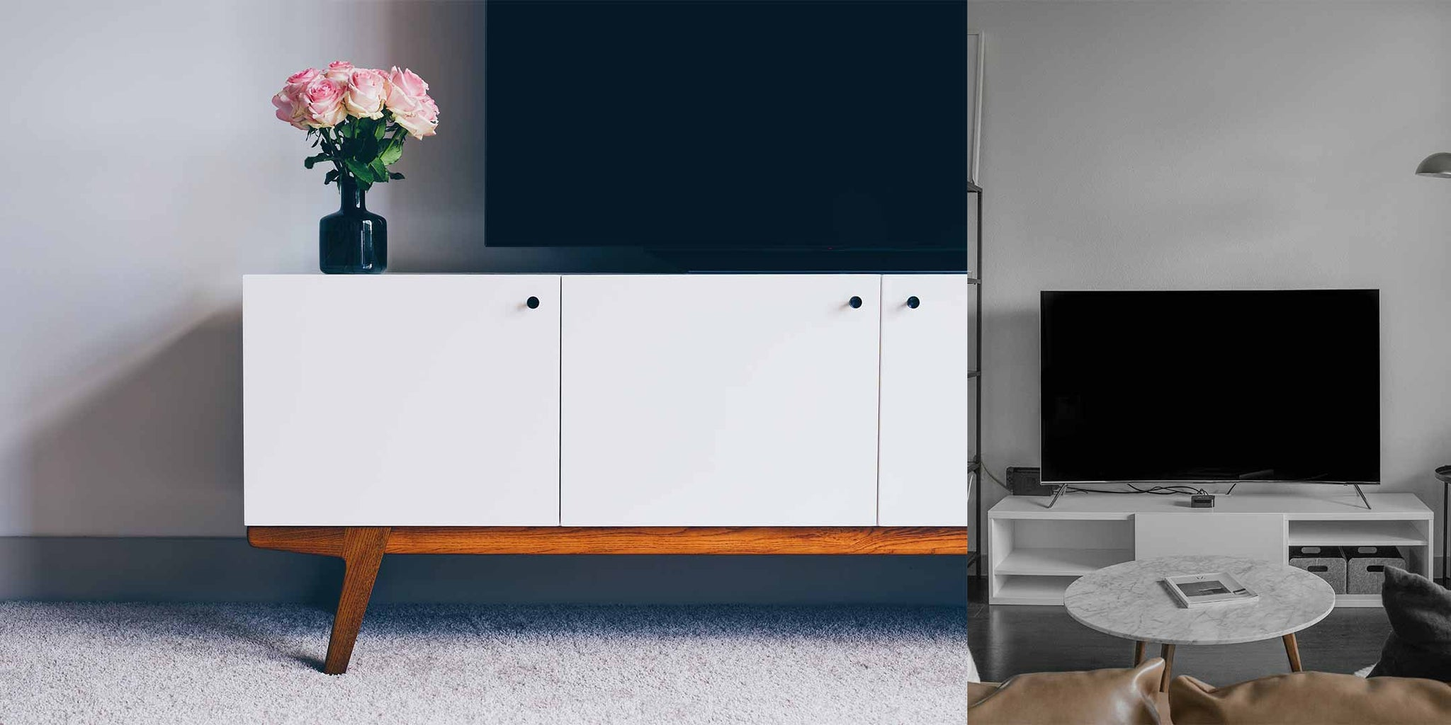 Perfect for Binge-Watching The TV Console