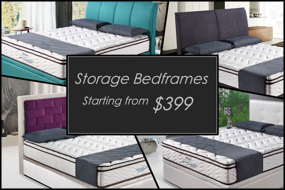 Perfect Mattress And Bed Frame Singapore Vignette - Custom Picture ...