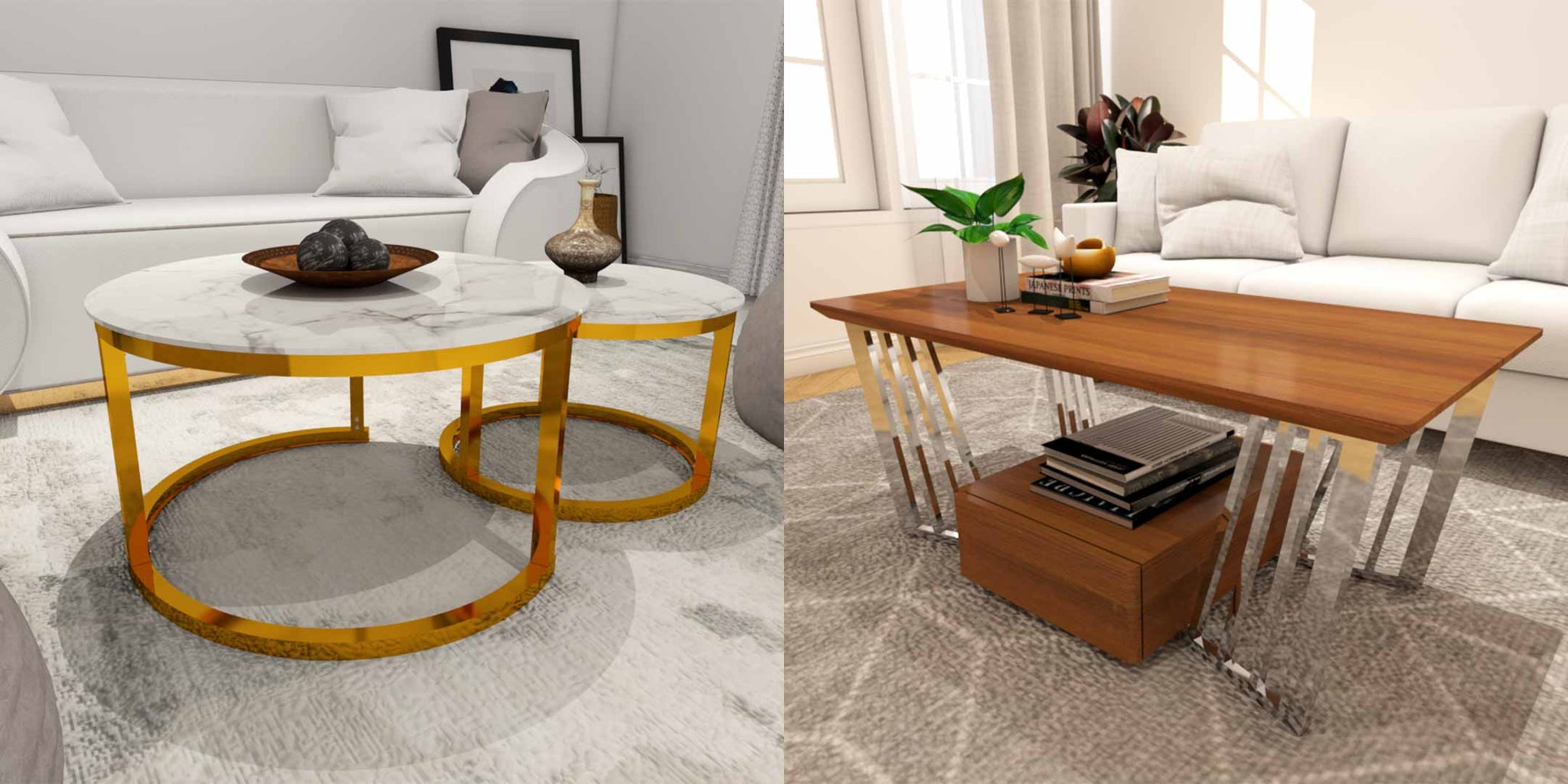 The Centrepiece that Keeps Everything Together - Coffee Table