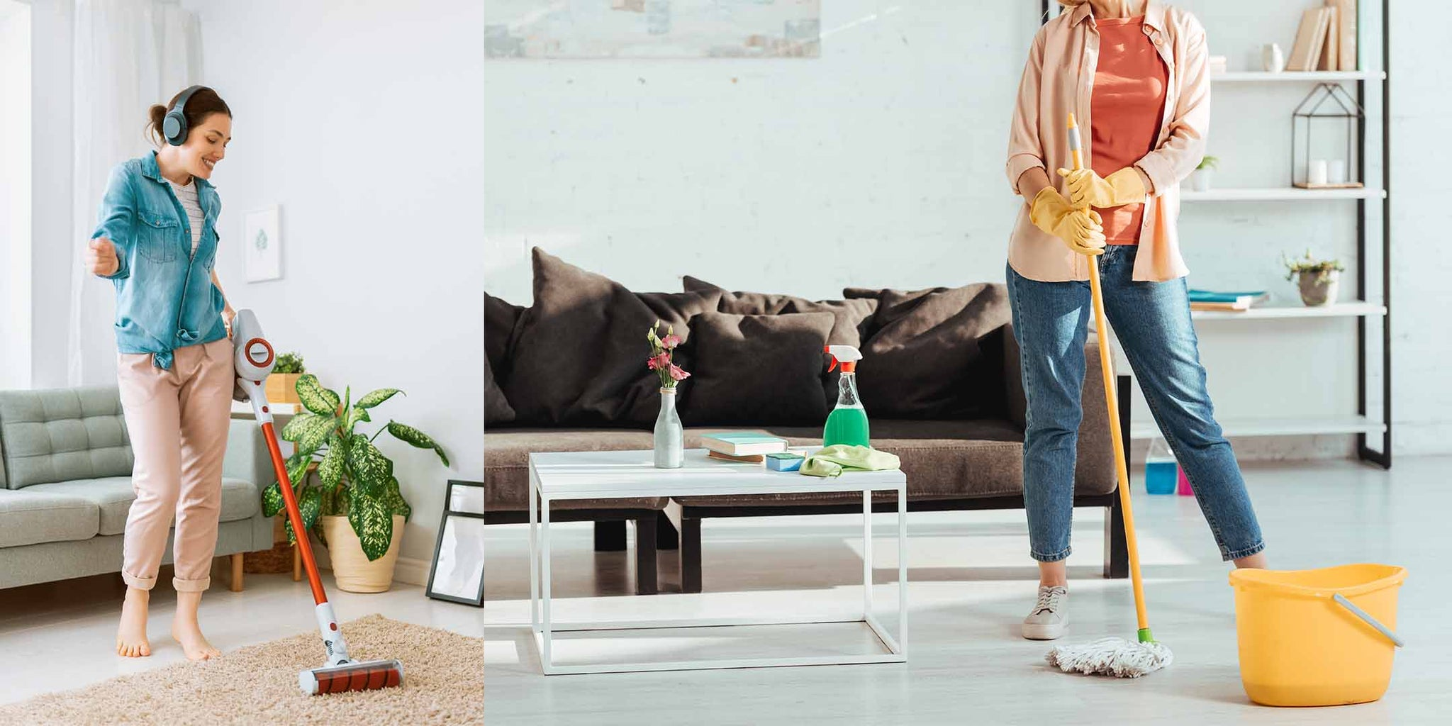 Your Timeless Pieces Your Cleaning Appliances