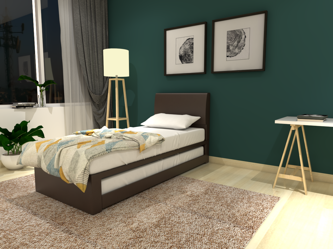 Buy Affordable Zander Faux Leather 3 In 1 Pull Out Bed At Megafurniture Sg Shop Explore Our Wide Range Of High Quality Designer Bed Frames For Bedroom Interior Design In Singapore