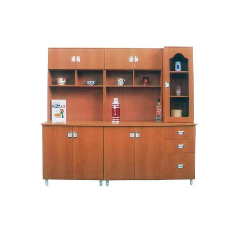 Abbott Kitchen Cabinet-Megafurniture