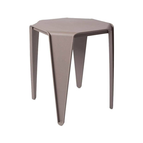 Aden Khaki Stool-Megafurniture