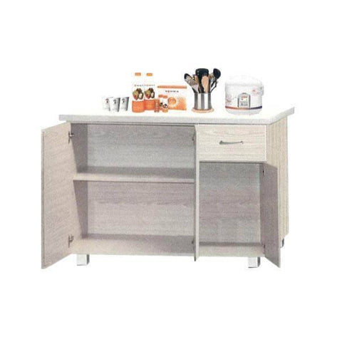 Aegner Kitchen Cabinet-Megafurniture