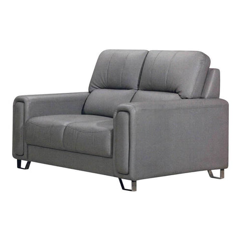 Alaska Faux Leather Sofa-Megafurniture