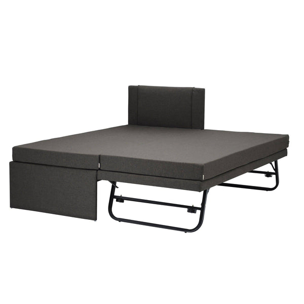 Alexina 3 in 1 Pull Out Bed Frame-Megafurniture