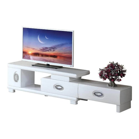 Alivia Extendable Tv Console-Megafurniture