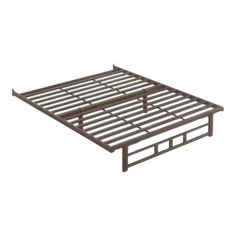 Alyssia Metal Bed Frame - Queen-Megafurniture