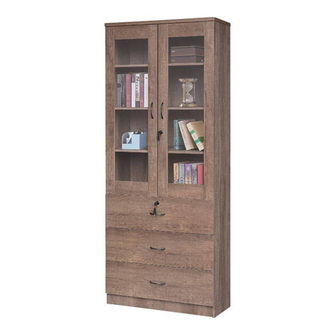 Arnatto IV Bookshelf-Megafurniture