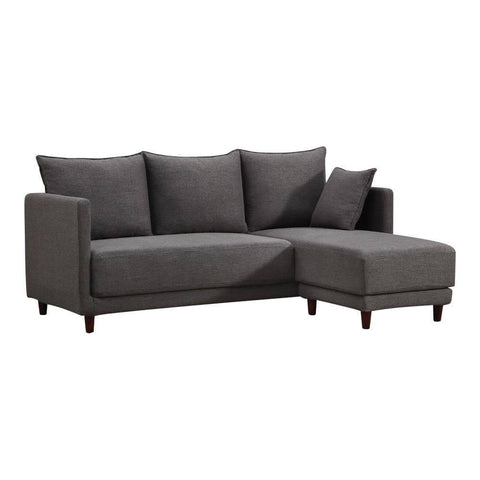 Ashlie Fabric L-Shaped Sofa-Megafurniture