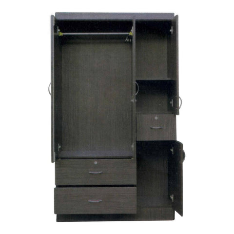 Averill Open Door Wardrobe-Megafurniture