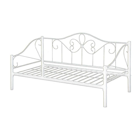 Avlynn Metal Daybed Bed Frame-Megafurniture