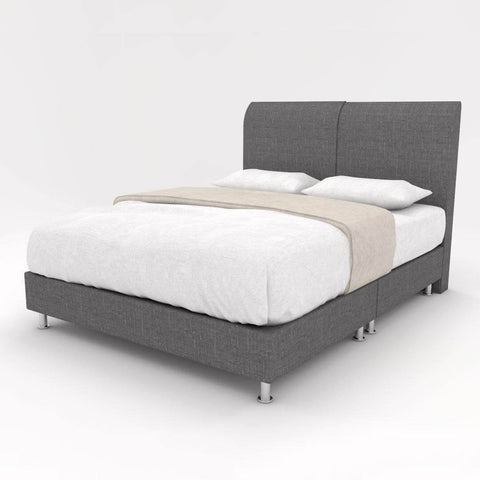 Avon Fabric Bedframe-Megafurniture