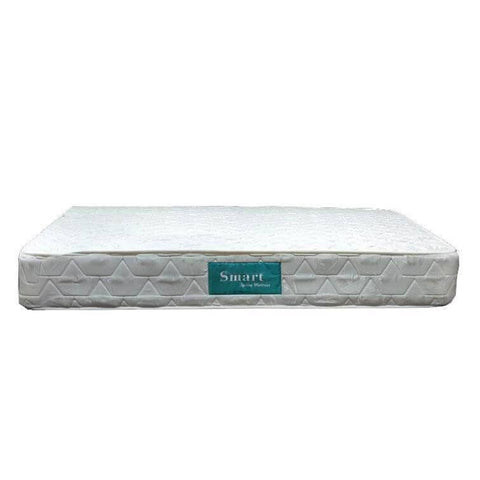 "Azurine Divan + Honey Smart 8"" Spring Mattress Bed Set-Megafurniture"