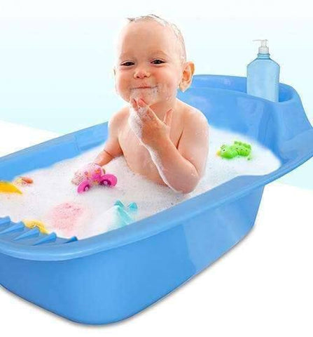Baby Bathtub White (Stefanplast)-Megafurniture