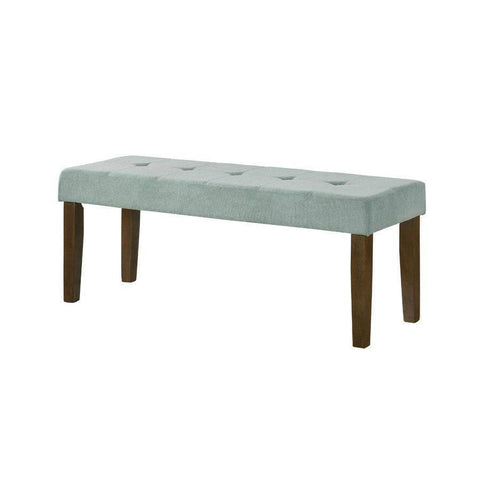 Barbara Blue Dining Bench-Megafurniture