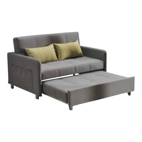 Braddon Grey Sofa Bed-Megafurniture