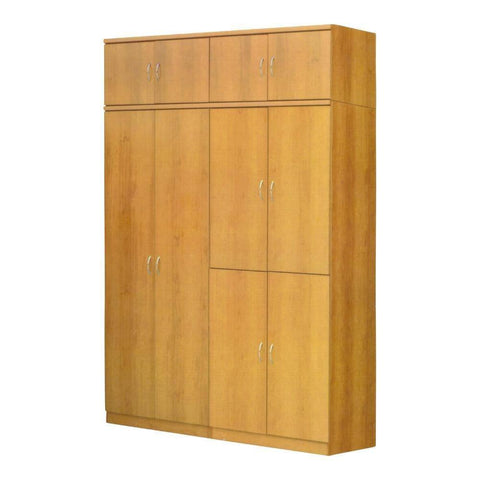 Carter 5ft Open Door Wardrobe-Megafurniture