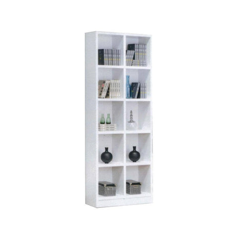 Claiborne Open Bookshelf-Megafurniture