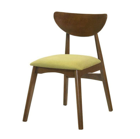 Coleman Green Dining Chair-Megafurniture