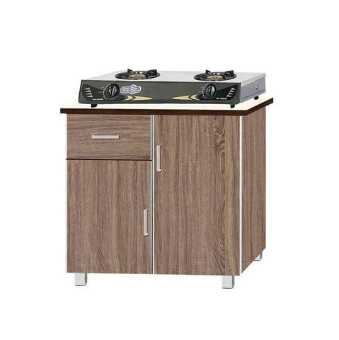 Connelly Kitchen Cabinet-Megafurniture