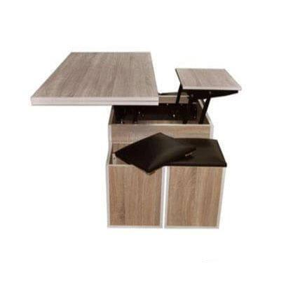 Dannelle Storage Coffee Table-Megafurniture