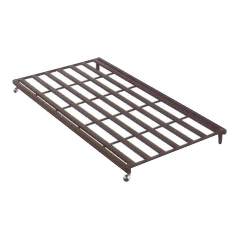 Darian Metal Bed (Single with Pull Out Bed Frame)-Megafurniture