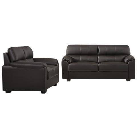 Deane Leather Sofa-Megafurniture