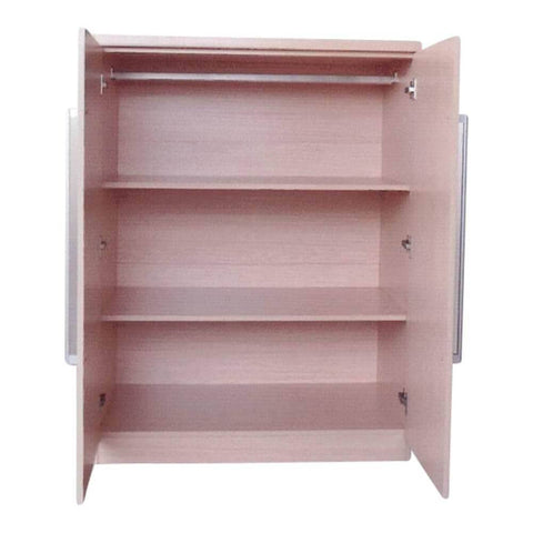 Deatrix Open Door Small Wardrobe-Megafurniture