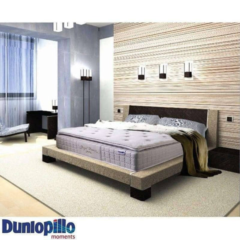 Dunlopillo Royal Premier Individual Pocketed Spring Mattress-Megafurniture