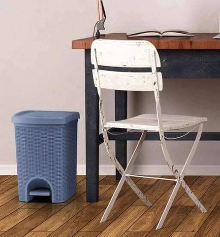 Elegance Dustbin Brown (Stefanplast)-Megafurniture