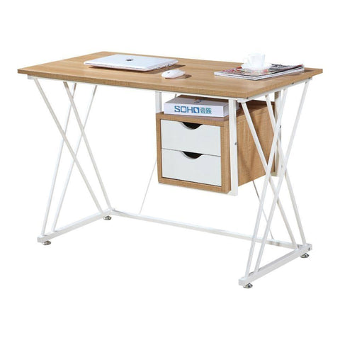 Emilia Study Table-Megafurniture