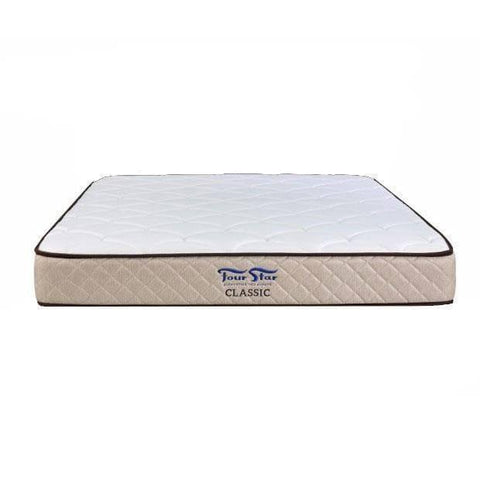 Four Star Classic Open Offset LFK Spring Mattress-Megafurniture
