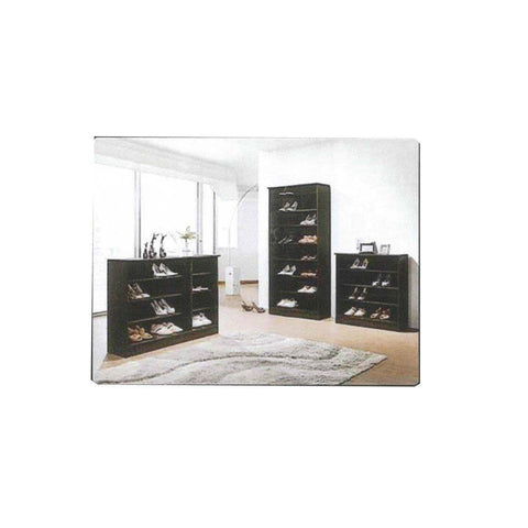 Gretel Tall Shoe Cabinet-Megafurniture