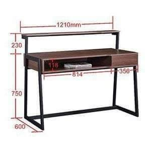 Hayden Study Table-Megafurniture