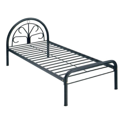 Hemma Metal Bed Frame - Single-Megafurniture