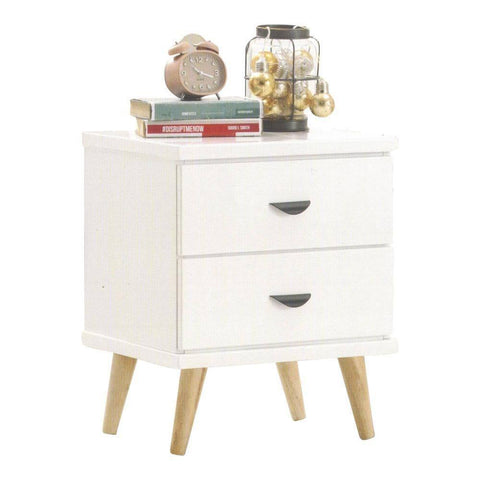 Hylos Bed Side Table-Megafurniture