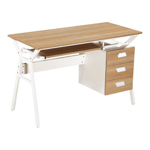 Javier Study Table-Megafurniture