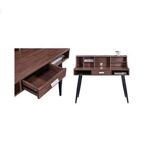 Lancaster Study Table-Megafurniture