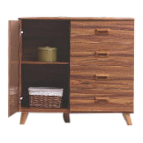 Lexi I Buffet Hutch-Megafurniture