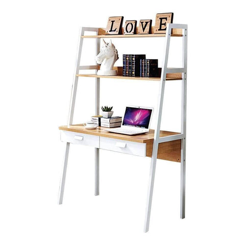 Martina Study Table-Megafurniture