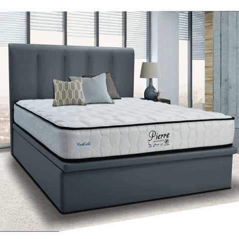 Maxcoil Pierre Anti-Mosquito Spring Mattress-Megafurniture