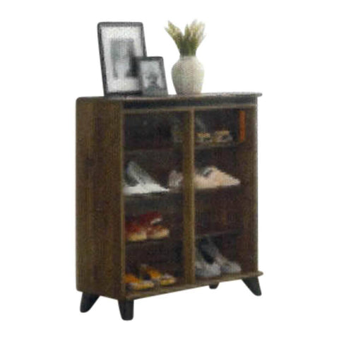 Melpen 2 Door Shoe Cabinet-Megafurniture