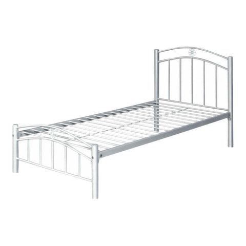 Mintaka Metal Bed Frame-Megafurniture