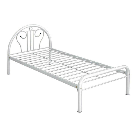 Moselle Metal Bed Frame - Single-Megafurniture