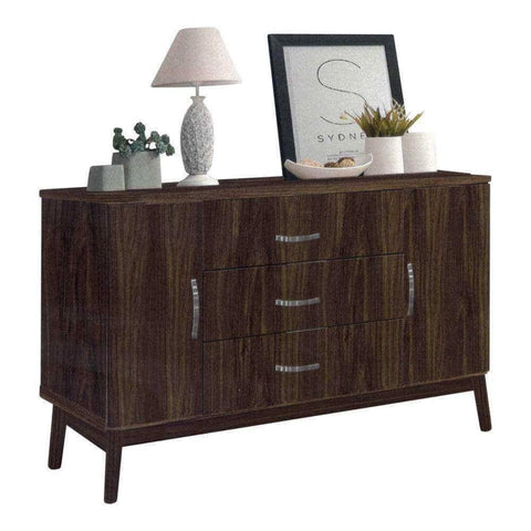 Pori Buffet Hutch/Sideboard-Megafurniture
