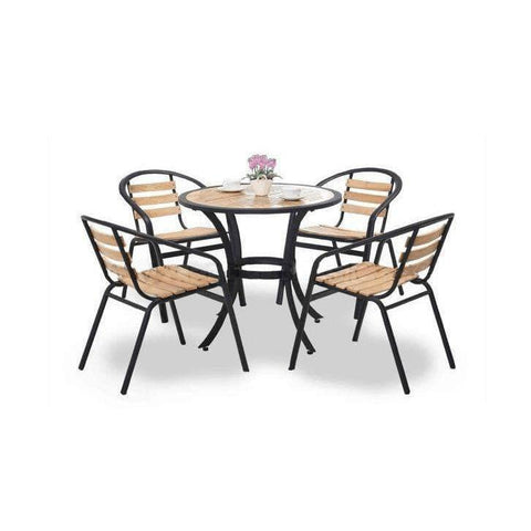 Rowan Outdoor Set-Megafurniture